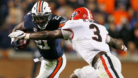 ON THE RISE: Kerryon Johnson, Auburn RB