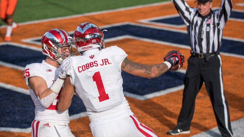 Bowl eligibility on the line for both Indiana and Rutgers