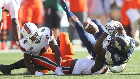 No chance for two ACC playoff teams, but conference's risk of missing the four-team field reemerges