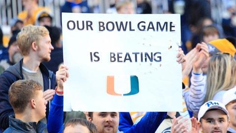 Miami's struggles finally show in the win-loss column