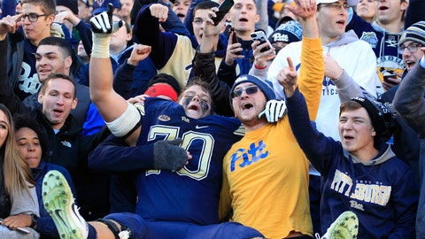 Top-3 teams should avoid Pitt at all costs