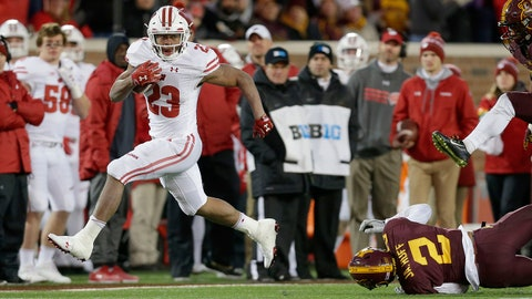 Jonathan Taylor, RB Wisconsin