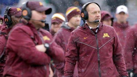No. 23 Northwestern blanks Minnesota