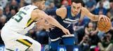 Timberwolves cruise to 109-98 win over Rubio, Jazz