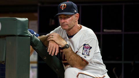 Twins' Molitor, D-Backs' Lovullo win Manager of Year awards""