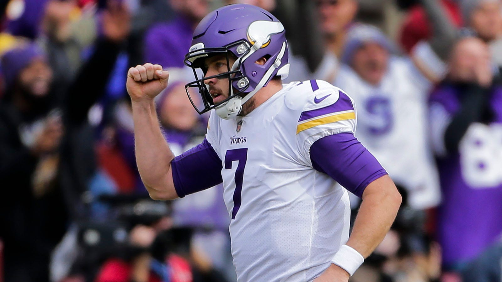 sports shoes 0c20f 9ae9d Preview: Vikings' Keenum gets chance to take down former team