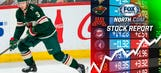 Wild's Coyle trending up after quick comeback from injury
