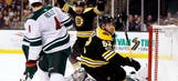 Wild's third-period rally stopped short in Boston