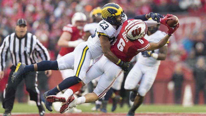 PHOTOS: Badgers vs. Michigan
