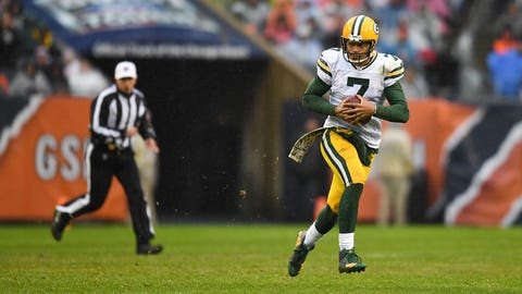 On the Clock: Packers shut out against the Ravens