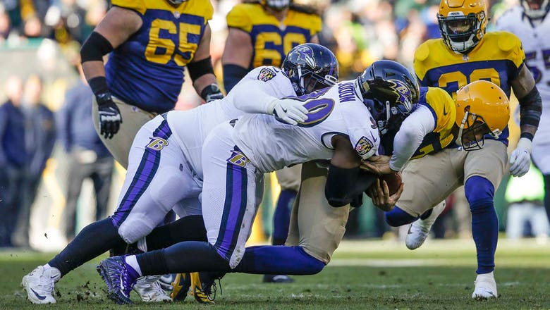 Ravens seek to improve their position in playoff race as they face Watson-less Texans
