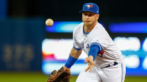Oct. 28, 2014: Selected Justin Smoak off waivers