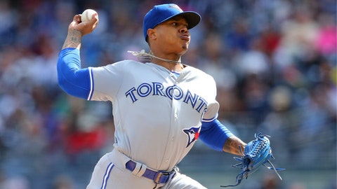 June 4, 2012: Drafted Marcus Stroman