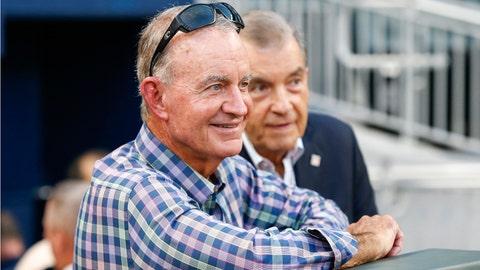 John Hart steps down as senior advisor for Braves