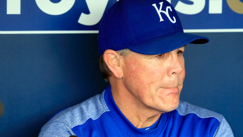 Royals' Yost: 'I'm glad to be alive' after fall from hunting stand