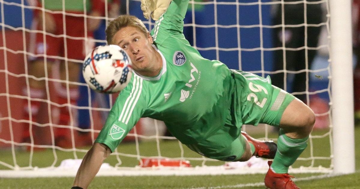 79bbeb40c68 Sporting KC s Tim Melia named top MLS goalkeeper