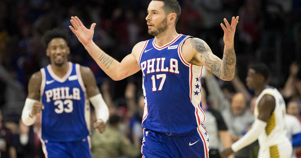 Redick returns to LA as Clippers host 76ers