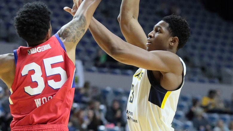 Pacers recall Anigbogu from Fort Wayne