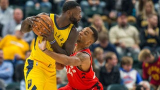 HIGHLIGHTS: Stephenson thrives in fourth quarter as Pacers defeat Raptors