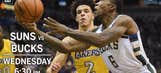 Suns-Bucks preview: Eric Bledsoe returns to Phoenix for first time since trade