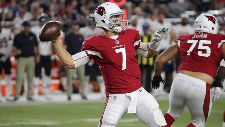Cardinals announce Blaine Gabbert as starting QB vs. Texans