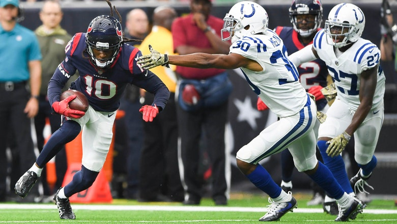 Colts focus on strong finish coming out of bye week