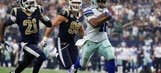 Same old, same old: Cowboys' Morris ready to replace Elliott
