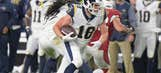 Cardinals look to change the tone in rematch with Rams
