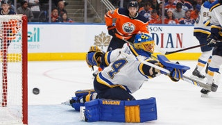 Win over Oilers is No. 100 for Blues' Jake Allen