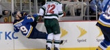 Wild claim Nate Prosser off waivers from Blues