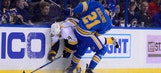 Blues activate Berglund, place Prosser on waivers