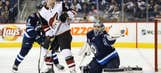 Coyotes' frustrations grow with another 4-1 loss to Jets