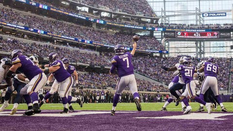 Will U.S. Bank Stadium rattle the Saints?