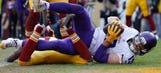 PHOTOS: Vikings at Redskins