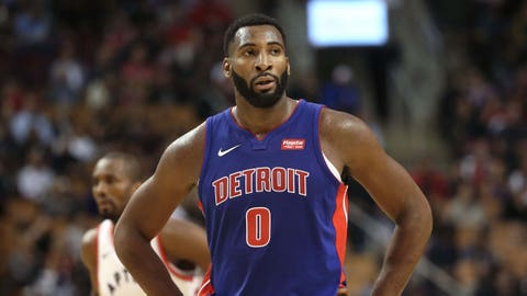 Pistons' Andre Drummond Throws Shade At Celtics' Jaylen Brown over ASG Selection