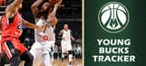 Bucks might have a gem in waiting in Herd's Young