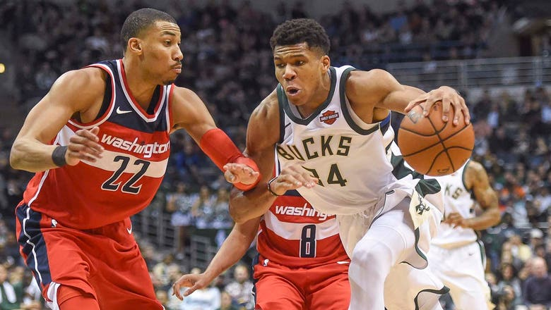 Bucks can't keep up late in 99-88 loss to Wizards