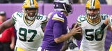 Standout sophomores Clark, Martinez boost Packers' defense