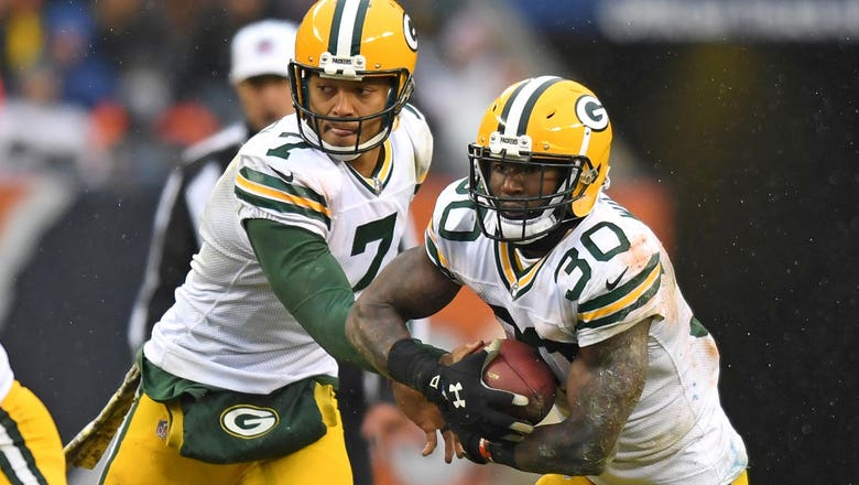 Packers hoping to stay in contention as they take on Ravens