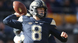 Pitt upsets No. 2 Miami to derail The U's perfect season