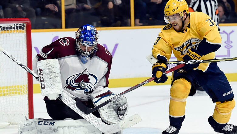 Preds LIVE to Go: Nashville wallops Colorado 5-2 for their eighth-straight win over the Avs and sixth win in their past seven games