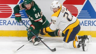 Preds LIVE To GO: Wild explode in the third, comeback and beat Preds 6-4
