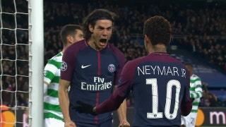 Paris Saint-Germain vs. Celtic | 2017-18 UEFA Champions League Highlights