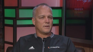 Mark Richt knows his 'Canes can't afford to be looking past Pitt