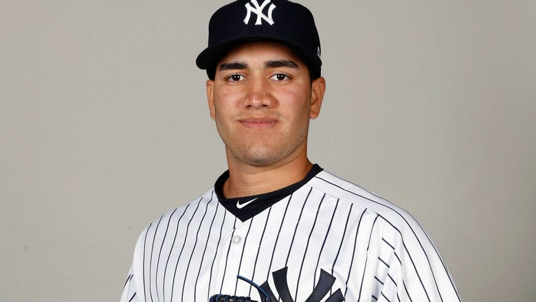 Rangers acquire Herrera from Yankees; add 6 to 40-man roster