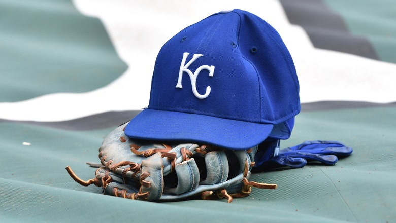 Royals add three to 40-man roster