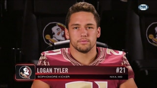 Inside the Helmet: FSU punter Logan Tyler