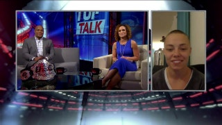 Rose Namajunas talks about her recent victory at UFC 217 | TUF Talk