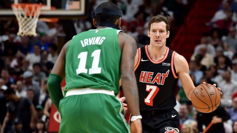 No more streak: Heat take down Celtics behind Goran Dragic, Dion Waiters