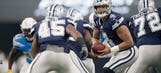 Cowboys and Redskins meet with slim playoff hopes